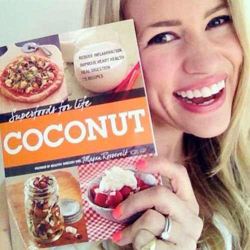 Coconut Super Food Book
