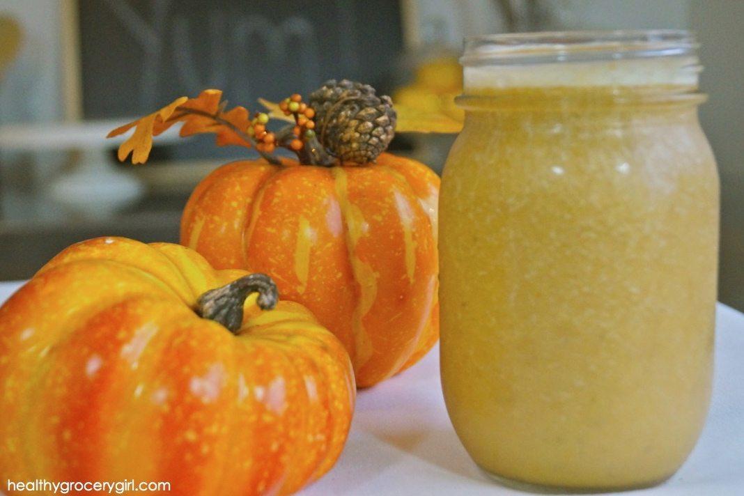 Pumpkin Spice Latte Smoothie 1 copy