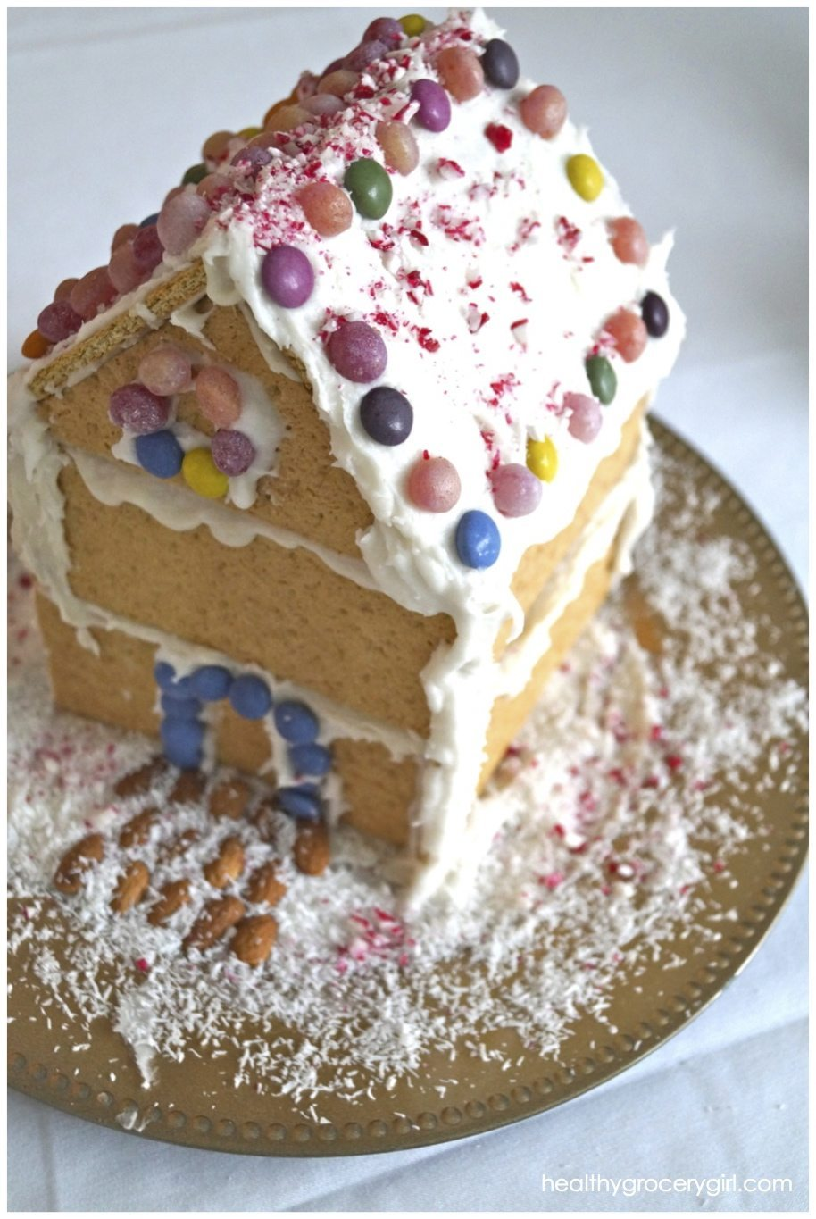 Gingerbread House copy