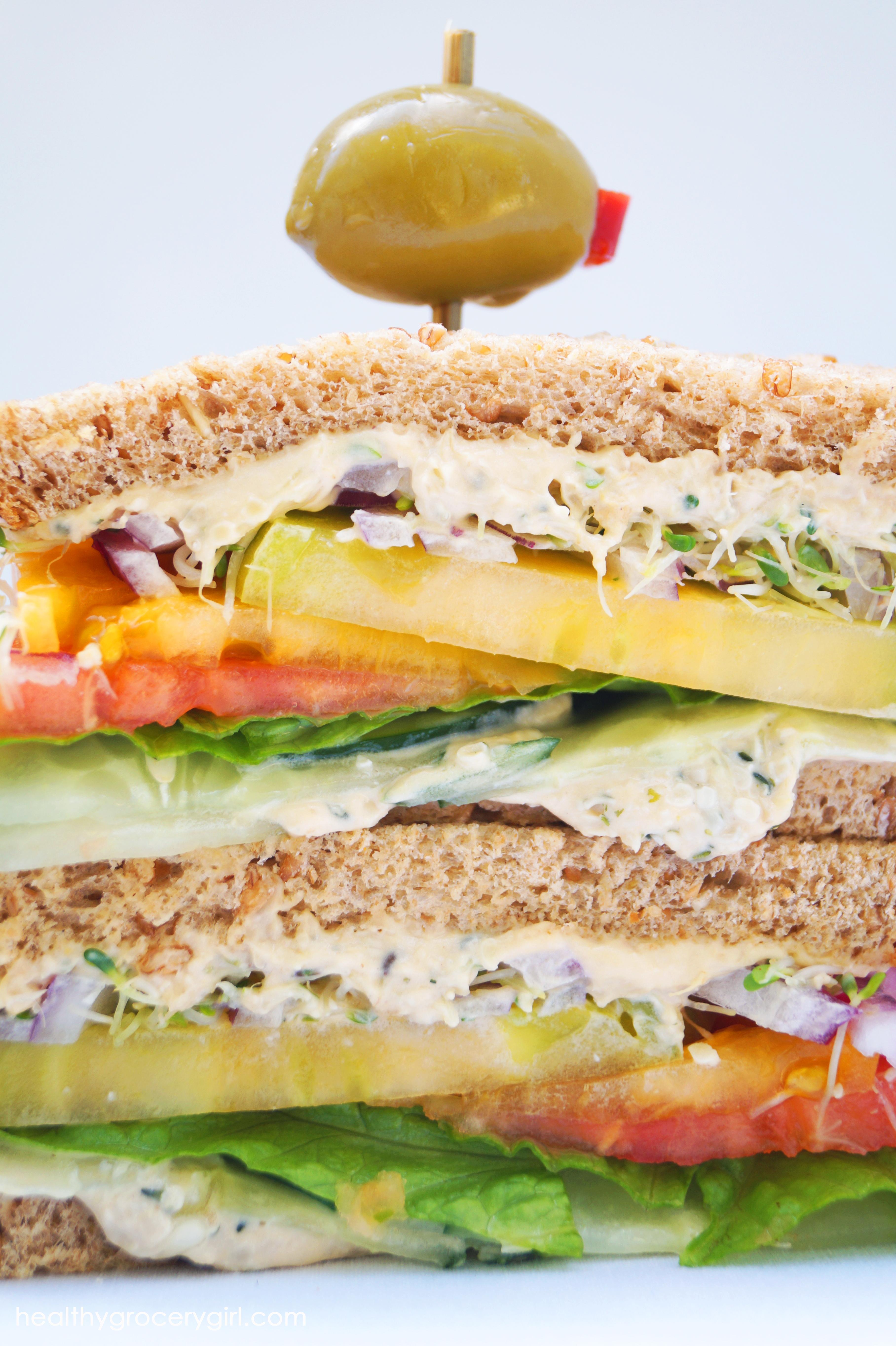 Healthy Grocery Girl | Market Fresh Sandwich