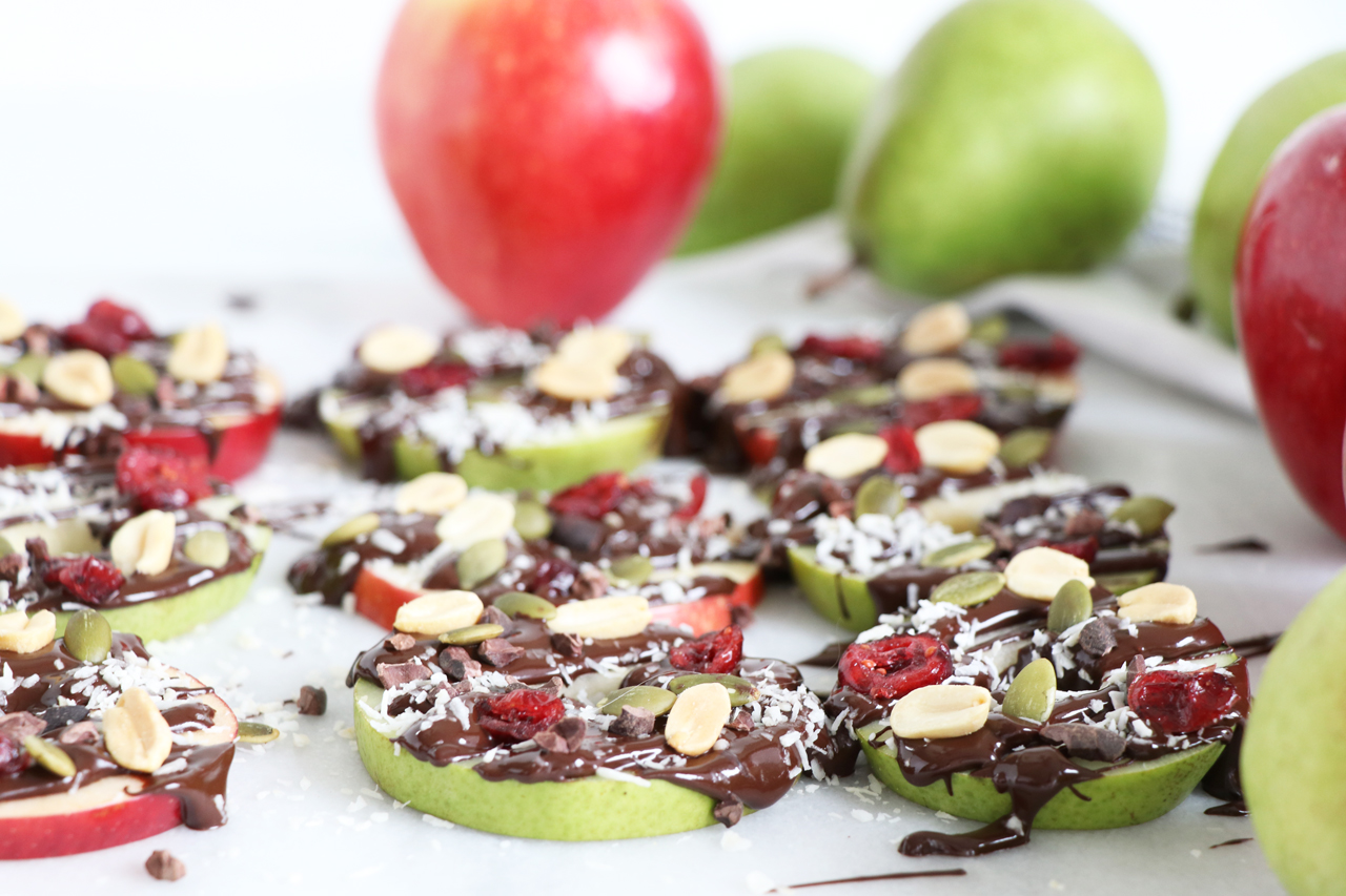 healthy fruit and nut slice recipe fruit girl